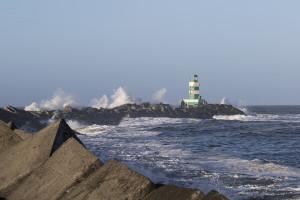 Zuidpier hoge golven IMG_1408